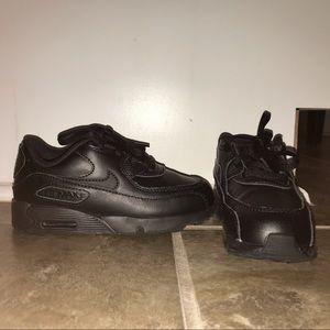 Nike Shoes - Kids Nike sneakers size 9c black